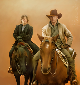 3:10 to Yuma by Blakravell