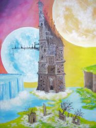 The Tower of Lost Souls by Paulcellx
