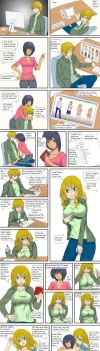 My Girlfriend's Notebook tg Full by TheXtra89