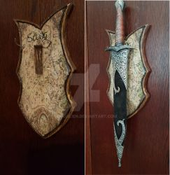 LORD OF THE RINGS Wall rest for Sting