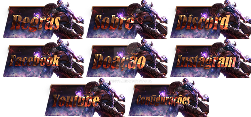 Twitch tags for senhorryze by MizoreSYO