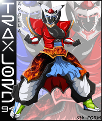 Apolla 5th Form Uzarro (Card) by TraxLord94