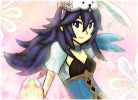 Spring Lucina by RayDango
