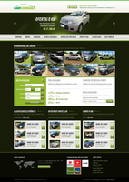 Car Consult - Web Interface by artefaelmarques