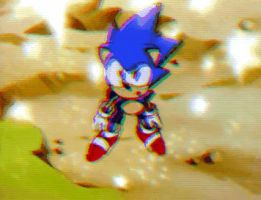 Typical Anime Aesthetic For Sonic CD by SonicThePepsiHog