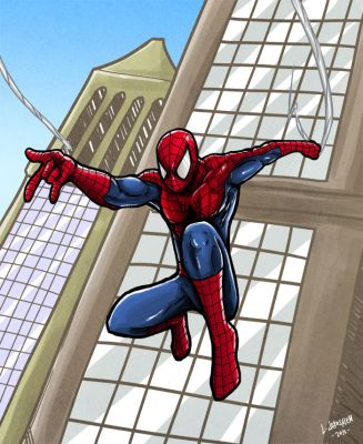your friendly neighborhood by lylecore