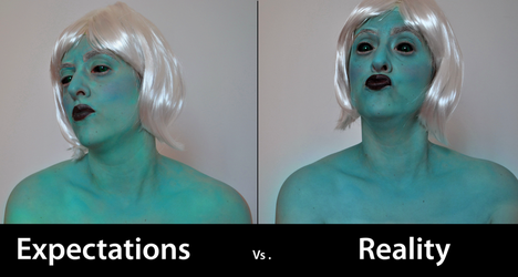 Selfies Expectations vs Reality by IllyDragonfly