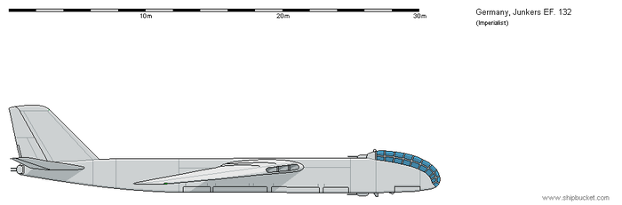Junkers EF.132 by Imperialist007
