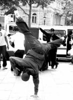 break dance by Simplepics
