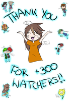 300 Watchers Special by LeslieElena19