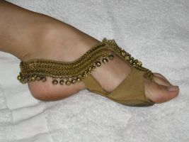 shoe side view by candlemaker