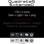 Quadrates : Extended by DarthWound