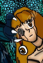 BOG Poster Color Preview tease W.I.P. by An1m3T0TH3MAX