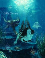 The Ocean by flina