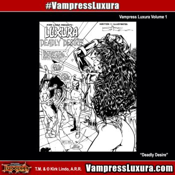 LuxuraComicPanels-DeadlyDesire-01 by VampressLuxura