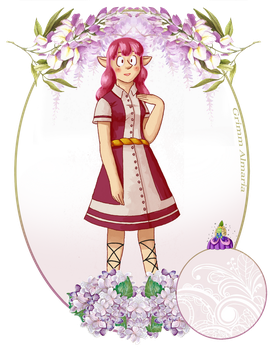 GA: Festival of Unity Outfit by WolfStarmie