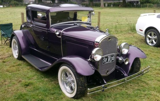 Ford Coupe by argoldsworthy