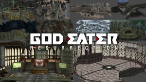 God Eater Resurrection Stages PC Version by user619
