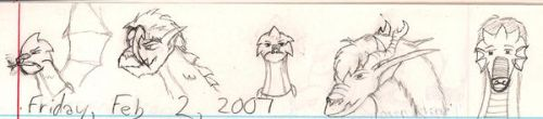 Sketch Dump Feb 2007 13 by Quachir