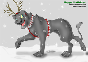 Very Merry Christmas by StarBuster