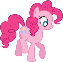 Walking DownStairs - Pinkie Pie by TomFraggle