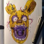 Springtrap by avatarjuan