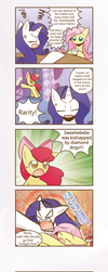 A dog and a filly show p2 by HowXu