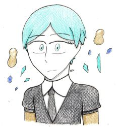 Phosphophyllite (Post Winter) - Houseki No Kuni by MafiPaint