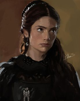 Mary-sibley by Kalberoos