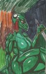 Coco the Argonian by The-Argonian-Guy