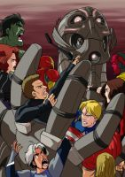 Age of Ultron by eisu
