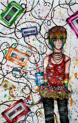Life is Mixed Tape by buyochan