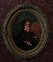 Headmaster's Portrait by hever