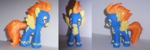 Spitfire Brushable Custom by Sophillia