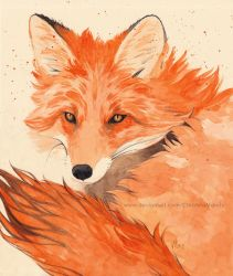 Foxumn by ChristinaMandy
