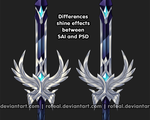 SAI PSD differences by Rofeal