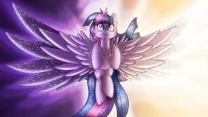 Harmony [MLP Twilight] by Shad0w-Galaxy