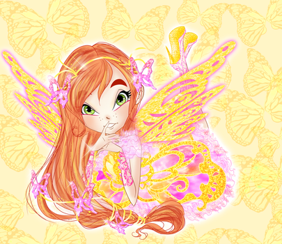 Cogwheel Butteflix Fairy by CogwheelFairy