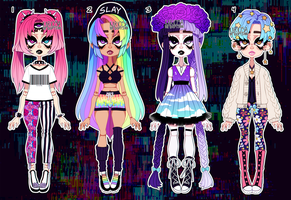 Doll Adopts (closed) by Kariosa-Adopts