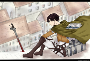 Shingeki No Kyojin: A New Day by Sanna-ta