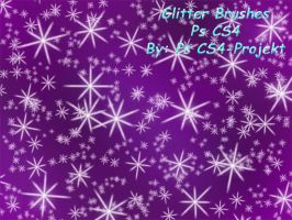 Glitter Ps CS4 Brush Set by PsCS4-Projekt