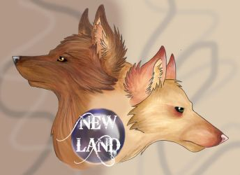 NEW LAND by WolfCanFly