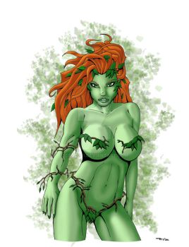 Poison Ivy 4 Colors by ESO2001