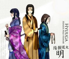 Hyuuga Clan by atumn-rane