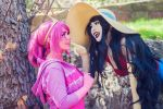 BUBBLINE - ADVENTURE TIME by Mostflogged