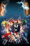 Voltron Force#4 : Raise of the Beast King by papillonstudio