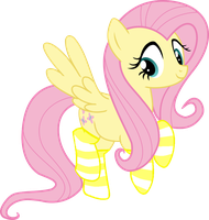 Flutthershy by Tabrony23