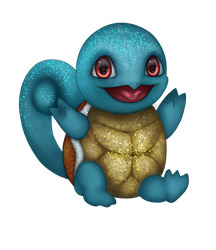 Squirtle by Sabinzie