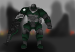 Super Soldier by ChromeFlames