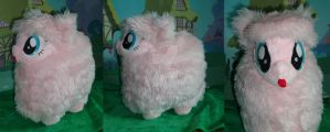 Fluffle Puff Plush by My-Little-Plush